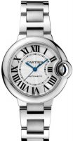 Cartier Ballon Bleu 33mm Stainless acero W6920071