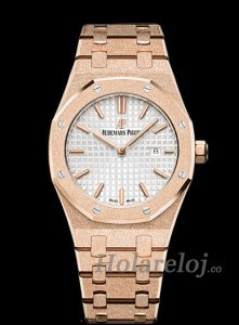 Audemars Piguet Royal Oak Frosted Gold 67653OR.GG.1263OR.01