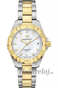 Tag Heuer Aquaracer Diamante Reloj WBD1322.BB0320