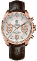 TAG Heuer Grand Carrera Calibre 17 Rose Oro Chronograph CAV514B.FC8171 Reloj