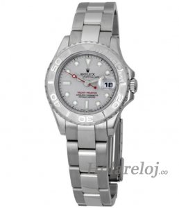 Rolex Yachtmaster Grey Index Dial Oyster mujeres 169622-GYSO