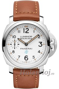 Luminor Marina Logo 3 Days Acciaio 44 PAM00778 Reloj