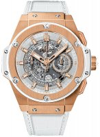 Hublot King Power Unico King oro blanco 48mm 701.OE.0128.GR