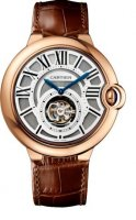 Cartier Ballon de Bleu Flying Tourbillon reloj para hombre W6920001