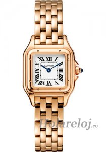 Panthere de Cartier Pequeno Rosa Oro WGPN0006