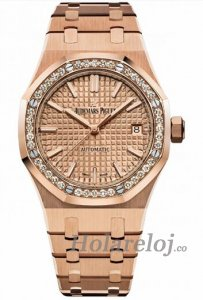 Audemars Piguet Royal Oak Rosa oro Reloj 1545 1OR.ZZ.1256OR.03