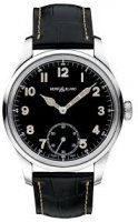 Montblanc 1858 Manual Small Second hombres reloj 113860