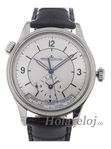 Jaeger LeCoultre Master Geographic 39 Hombree Reloj 1428530