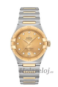 OMEGA Constellation Acero oro amarillo Anti-magnetic 131.20.29.20.58.001 Replicas
