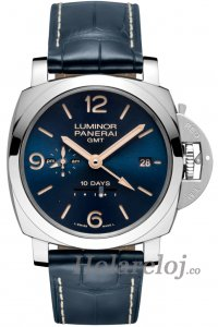 Panerai Luminor 1950 10 Days GMT Automatico Acciaio PAM00689 Replica Reloj
