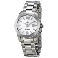 Longines Conquest Cuarzo Ladies 29.5mm reloj de senoras L3.277.4.76.6