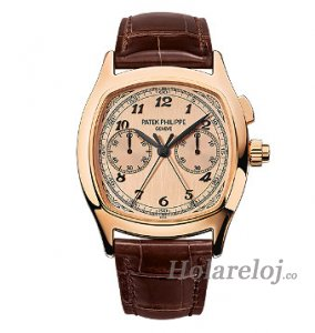 Patek Philippe Split-Seconds Chronograph 5950R-010 oro rosa
