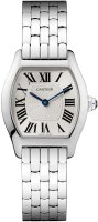 Cartier Tortue Small Blanco Oro reloj W1556365