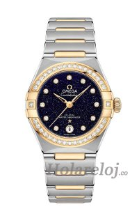 OMEGA Constellation Acero oro amarillo Anti-magnetic 131.25.29.20.53.001 Replicas