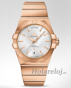Omega Constellation Day Date Reloj 123.50.38.22.02.001