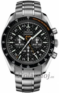 Omega Speedmaster Specialities HB-SIA Co-Axial GMT Cronografo 321.90.44.52.01.001