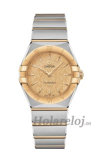 OMEGA Constellation Acero oro amarillo 131.20.28.60.08.001 Replicas