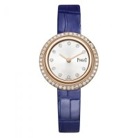 Piaget Possession Diamante Plata Dial dama 18K Oro rosa Replicas