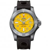 Breitling Avenger II Seawolf Yellow Dial Automatico A1733110/I519/200S/A20D5A.2