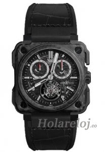 Bell Ross BR-X1 Tourbillon e Carbone Forge Reloj