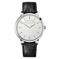 A.Lange & Sohne Saxonia Thin Manual Wind 40mm hombres 211.026