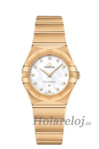 OMEGA Constellation oro amarillo Diamantes 131.50.25.60.55.002 Replicas