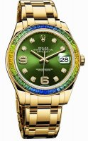 Rolex Oyster Perpetual Datejust Pearlmaster 39 86348 SABLV-42748