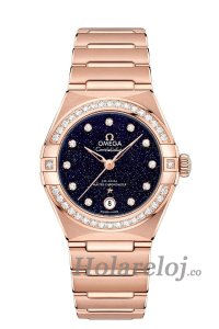 OMEGA Constellation oro sedna Anti-magnetic 131.55.29.20.53.003 Replicas