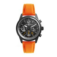 Bell & Ross BR 126 Heritage Sport GMT Flyback