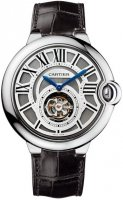 Cartier Ballon Bleu Flying Tourbillon XL 18kt Oro blanco reloj para hombre W6920021
