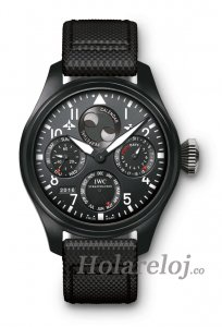 IWC Big Pilots Perpetual Calendario TOP GUN IW502902 Replica Reloj