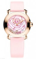 Chopard Happy Sport La Vie En Rose Senoras Replica de reloj 277471-5015