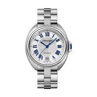 Cle de Cartier Automatic 35mm Midsize Replica reloj