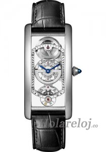 Cartier Tank Cintree Skeleton Edicion Limitada WHTA0009