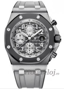 Audemars Piguet Royal Oak Offshore 26470 Gris Rubber Reloj