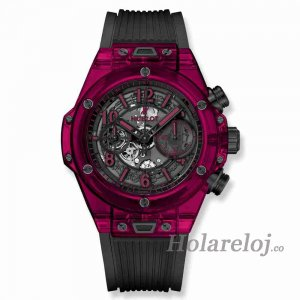 Hublot Big Bang Unico rojo 45 411.JR.4901.RT
