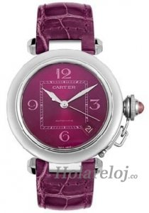 Cartier Pasha C Collection Reploj W3108299