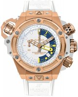 Hublot King Power Oceanographic 1000 King oro blanco 48mm 732.OE.2180.RW