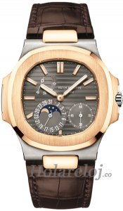 Patek Philippe Nautilus Power Reserve Moonphase 5712GR-001