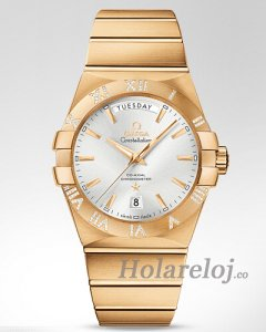 Replica Omega Constellation Day-Date Reloj 123.55.38.22.02.002