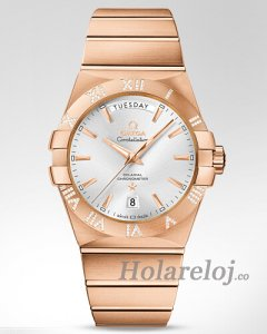 Omega Constellation Day-Date Reloj 123.55.38.22.02.001