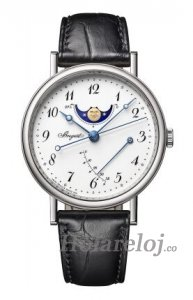 Breguet Classique Moonphase Power Rerve 39 Hombree Reloj 7787BB