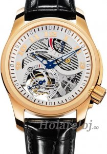 Chopard L.U.C Tourbillon Tech Twist hombres Replica de reloj 161917-5001