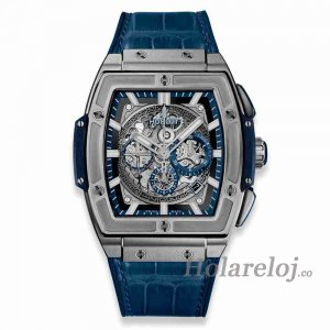 Hublot Spirit of Big Bang Azul 45 601.NX.7170.LR
