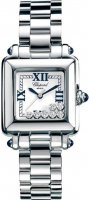 Chopard Happy Sport Classic Square 7 Floating Diamonds Senoras Replica de reloj 278349-3006