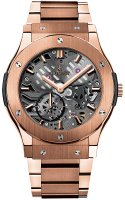 Hublot Classic Fusion Classico Ultra-thin Skeleton King gold 545.OX.0180.LR