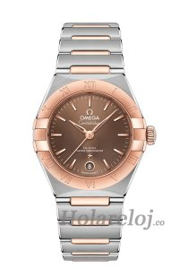 OMEGA Constellation Acero oro sedna Anti-magnetic 131.20.29.20.13.001 Replicas