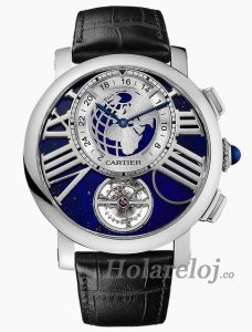 Cartier Rotonde de Cartier Earth y Moon W1556222