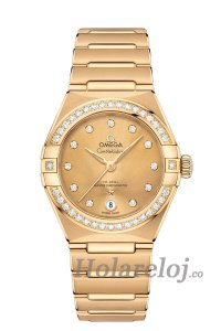 OMEGA Constellation oro amarillo Anti-magnetic 131.55.29.20.58.001 Replicas