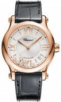 Chopard Happy Sport Medium Automatico 36mm Senoras reloj 274808-5001
